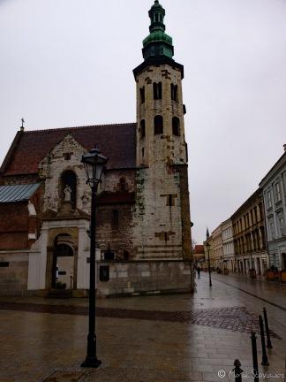 Kościół św, Andrzeja